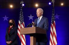 Bầu cử Mỹ: Ông Biden chuẩn bị cho cuộc chuyển giao quyền lực