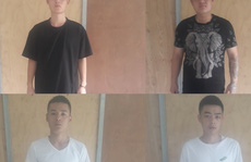 Phát hiện 4 người Trung Quốc nhập cảnh trái phép để vượt biên qua Campuchia