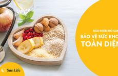 Sun Life Việt Nam ra mắt sản phẩm Bảo vệ sức khỏe toàn diện