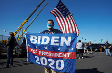AP, CNN 'gọi tên' ông Biden