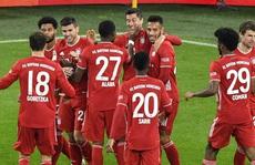 Cựu sao Man City lập công giúp Bayern Munich đánh bại Dortmund