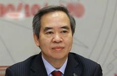 Ông Nguyễn Văn Bình bị Bộ Chính trị kỷ luật cảnh cáo