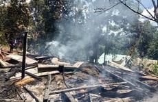 Quảng Nam: Cháy nhà, 2 chị em tử vong thương tâm