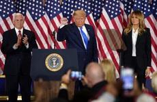 CNN: Bà Melania Trump khuyên chồng 'chấp nhận thất bại'
