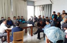 Đà Nẵng: Bị nợ lương kéo dài, tài xế, nhân viên xe buýt ngừng việc