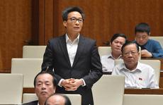Phó Thủ tướng: Có tình trạng bác sĩ móc nối với trình dược viên để 'ăn chia' hoa hồng