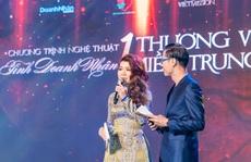 MC Anh Quân, diễn giả Thi Thảo 'dẫn dắt' thành công đêm nhạc, quyên góp gần 4 tỉ đồng