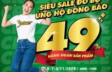 Edena giảm giá 50% hàng ngàn sản phẩm tại Crazy Sale 2020