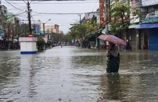 Họp HĐND tỉnh Quảng Nam: Bao giờ Tam Kỳ hết ngập?
