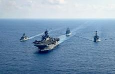 Châu Âu đẩy mạnh kiềm tỏa Trung Quốc trên biển, đẩy lùi sự bành trướng