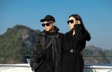 Lưu Nga coi nhà thiết kế Đỗ Mạnh Cường là tri kỷ trong làng thời trang
