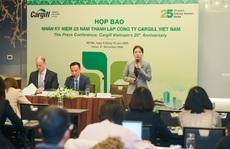 Cargill Việt Nam kỷ niệm 25 năm thành lập, hoàn thành xây dựng 100 trường học
