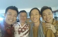NSƯT Hoài Linh suy sụp khi nghệ sĩ Chí Tài đột ngột qua đời