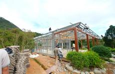 Bắt đầu cưỡng chế tháo dỡ 'làng biệt thự' trái phép cạnh hồ Tuyền Lâm - Đà Lạt