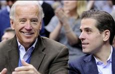 Hunter Biden bị điều tra thuế, đội ngũ ông Joe Biden nói gì?