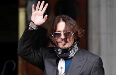 """Johnny Depp kháng cáo vụ kiện """"kẻ đánh vợ"""""""