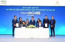 Triển khai tư vấn và vận hành khách sạn Movenpick tại NovaWorld Ho Tram