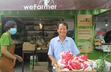 """""""Siêu thị của nông dân"""" đầu tiên ở TP HCM"""