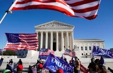 Câu trả lời của Tòa án Tối cao Mỹ dành cho Tổng thống Trump