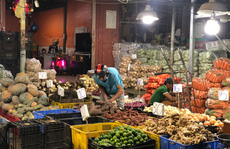 Xu hướng giảm rác thải từ rau - củ - quả