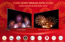 'Cùng Sony đón Xuân – Hân hoan khởi đầu mới'