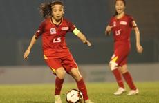 Đội nữ TP HCM 1 lần thứ 9 đăng quang Giải Vô địch quốc gia