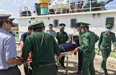 Bị động kinh, 1 ngư dân rơi xuống biển tử vong