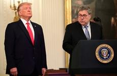 Bộ trưởng tư pháp Mỹ từ chức sau khi làm ông Trump nổi giận