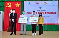 Tiếp bước đến trường cho học sinh vượt khó học tốt tỉnh Đồng Nai