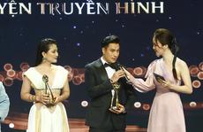 Diễn viên Việt Anh cùng 'Sinh tử' đại thắng tại Liên hoan truyền hình toàn quốc