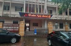 Giám đốc Sở GD-ĐT và nguyên Chánh TAND tỉnh Hà Tĩnh bị xem xét kỷ luật