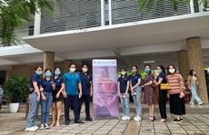 Nhân viên Shinhan Finance hiến máu giữa bối cảnh máu khan hiếm tại Đà Nẵng