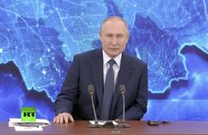 Những câu hỏi hóc búa chờ Tổng thống Putin
