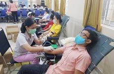 350 đoàn viên hiến máu cứu người