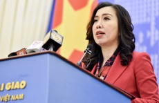 Bộ Ngoại giao lên tiếng việc Mỹ xác định Việt Nam thao túng tiền tệ