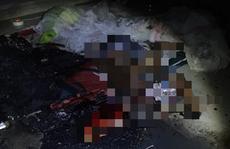 Truy nã nghi phạm trọc đầu chém chết người rồi đốt thi thể