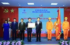 Điện lực miền Trung nhận Huân chương Lao động hạng nhất