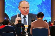 Tổng thống Putin nói về vụ Navalny: Đặc nhiệm Nga mà ra tay thì 'xong rồi'