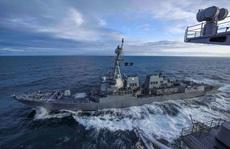 """Mỹ công bố """"chiến lược kìm chân"""" Trung Quốc ở biển Đông"""