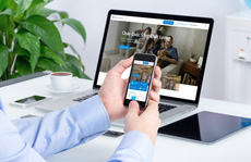 Shinhan Finance giới thiệu giao diện website mới