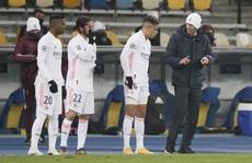 Thời khốn khó của Real Madrid