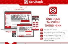 SeABank đồng nhất trải nghiệm ứng dụng ngân hàng số