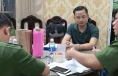CLIP: Bắt thêm con trai đại gia Thiện 'Soi'- chủ căn biệt thự dát vàng ở Bà Rịa- Vũng Tàu