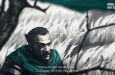 Ra mắt 'Bình Ngô đại chiến' theo phong cách diễn họa