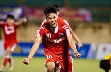 Bước ngoặt của tiền vệ trẻ Nguyễn Hữu Thắng