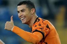 Ronaldo tiếp tục lập cú đúp, dẫn đầu danh sách 'Vua phá lưới' Serie A