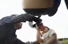 Sự thật clip người đàn ông ép con gái 3 tuổi uống 'nước lạ', gây chấn động mạng xã hội