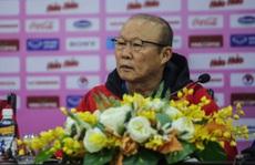HLV Park Hang-seo nói 'chưa biết ai hơn ai' trước trận tuyển Việt Nam - U22 Việt Nam