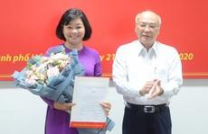 Bà Lý Việt Trung làm Tổng biên tập Báo Phụ Nữ TP HCM