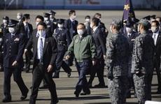 Nhật Bản ưu tiên đối phó Trung Quốc